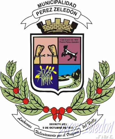 Escudo de la Municipalidad de Pérez Zeledón
