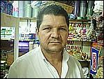 Jorge Monge Aguero, Presidente de la Asociación de Inquilinos del Mercado