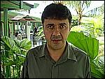Señor Jorge Gamboa, Director del Colegio Calderón Guardia